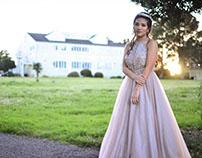 Alexandra Debut Solo Photos