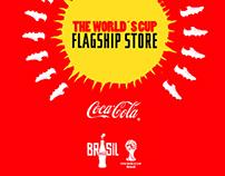 FLAGSHIP STORE / BRAZIL 2014