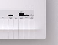 Fuse - Smart Consumer Unit | Concept Design