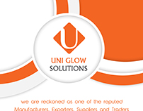 Uni glow solutions catelog