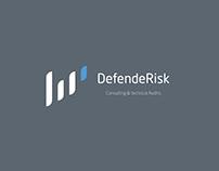 Identidade Visual - Defenderisk