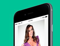 Gym WordPress Theme - Mobile Navigation Design