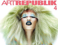 Art Republik Magazine 04 Cover + Fashion Spread