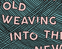 Weaving Poster Series
