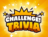 Challenge Trivia Game logo