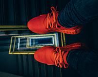 NMD Adidas Triple Red