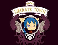 LIBERATE TOWN -game
