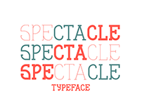 Spectacle - Typeface