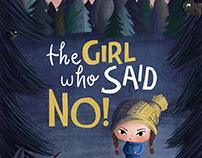 Kids book cover art