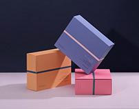 VANILLA'S TEA COOKIES GIFT BOX