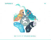 Goverdose 2.0 - #10 - 30 Years of Studio Ghibli