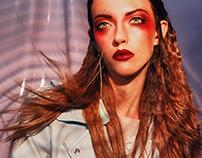 Red Gizelle for IMIRAGE Magazine