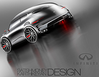 Infiniti Concept - Hot Hatch