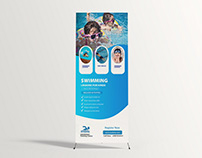X - BANNER & RULL - UP BANNER