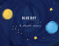 Blue boy : A short story