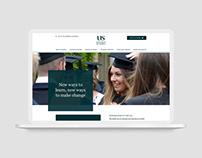 University of Sussex - Online Studying website