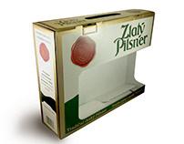 Zlatý Pilsner - Beer Box
