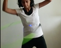 Wearables hula game