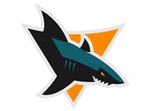San Jose Sharks Logo Concept