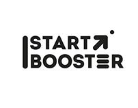 START BOOSTER brand identity
