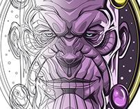 Vector - Thanos