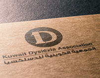"Kuwait Dyslexia Association ""New LOGO """