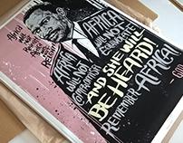 Robert Sobukwe poster print