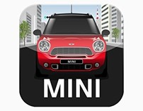 [JAPAN] MINI CROSSOVER GETAWAY ROAD PUZZLE App