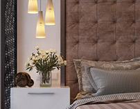 Interior design | Master Bedroom | Modern
