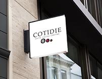 COTIDIE - Rebranding Project