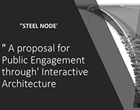 """STEEL NODE"" A proposal for Public Engagement through'"