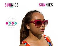 Sunnies - Catalog Development