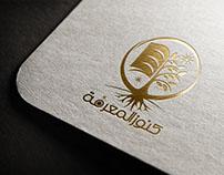 شعار كنوز المعرفة من تصميم  arabisq.com