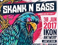 Skank n Bass - Summer Kickoff