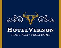 Hotel Vernon Logo