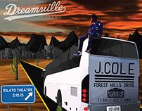 FOREST HILLS DRIVE | J.COLE | DREAMVILLE | AZ | J.CORO