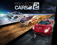 Project Cars 2 – Key Art