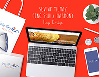SEVTAP YILMAZ-FENG SHUI & HARMONY_Logo Design