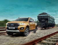 Ford Ranger - Born Ready