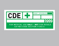 CDE Branding Identity