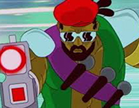 ASST. ANIMATION DIRECTOR- MAJOR LAZER SEASON ONE