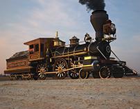 Wild Wild West  Train