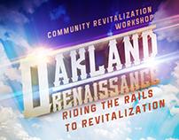 Oakland Renaissance Poster