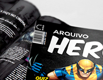 Revista Arquivo Herói