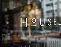 HOUSE Brand Identity