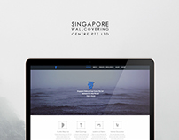 Website Design for Singapore Wall Covering