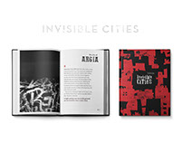Invisible Cities book project