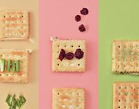 soda biscuit+nougat