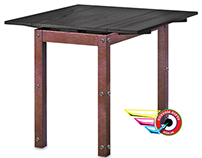 ARTmetal© BJURSTA Utdragbart bord Extendable table