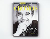 CROMOS Gabriel García Márquez